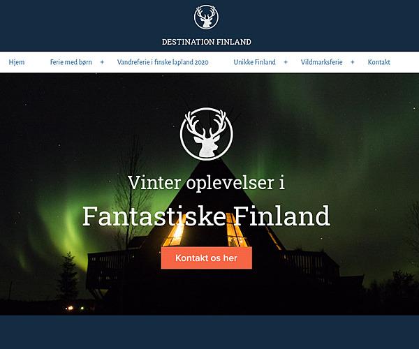 Destination Finland