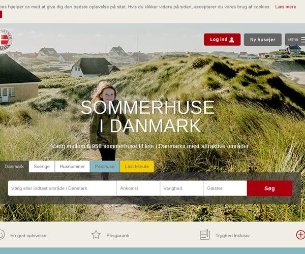 Feriepartner Danmark
