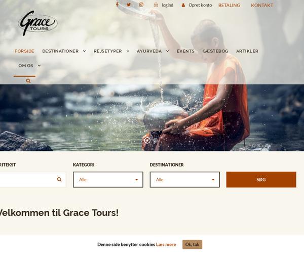 Grace Tours