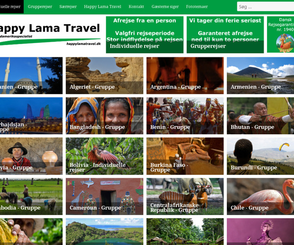 Happy Lama Travel