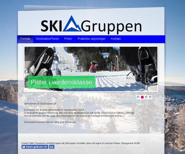 Skigruppen